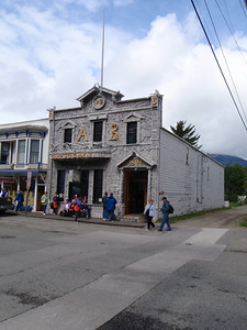 Skagway Self-guided tour
