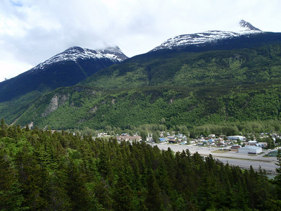 Skagway Street car tour