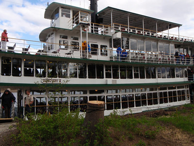 Activity: Riverboat Tour