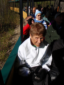 Kure Beach friends: Peg on Gold Mine Tour