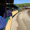 Activity: Gold Mine Tour - replica railroad train
