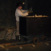 Activity: Gold Mine Tour - miner presentation in permafrost tunnel