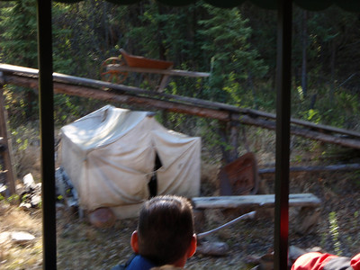 Activity: Gold Mine Tour - camp