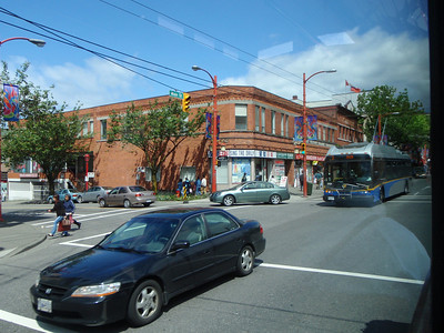 Vancouver Trolley Tour: Chinatown