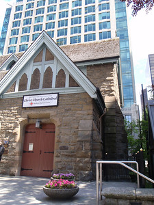 Vancouver Self-guided Tour: oldest stone church