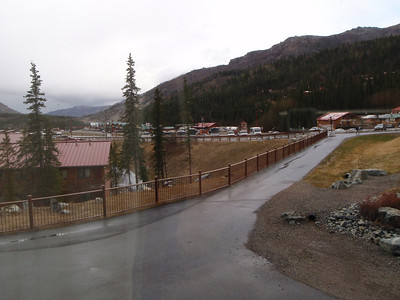 Accommodations: view from Denali room
