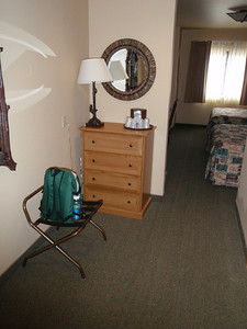 Accommodations: Denali room