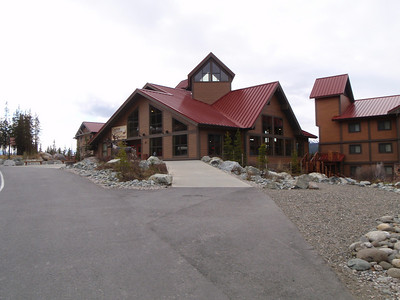 Accommodations: Denali Princess Wilderness Lodge