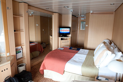 Our stateroom.