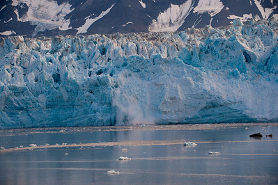 Avalanche of ice - 2