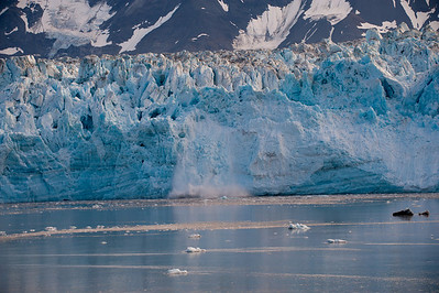 Avalanche of ice - 3