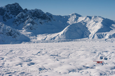 Alaska Outtakes--Flying over Denali 3.