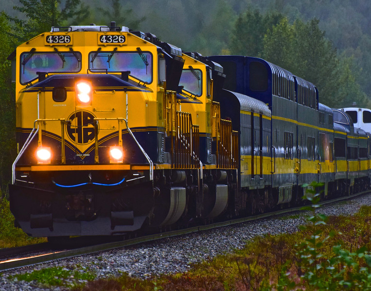 The Alaska Railroad