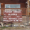 Poker Creek Border Crossing