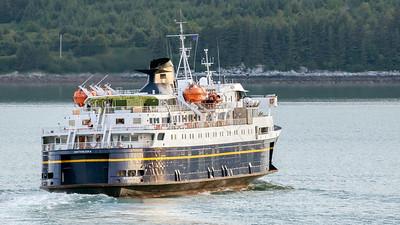 Matanuska Starboard Turn