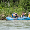 The Next Day---Float Trip on the Talkeetna River
