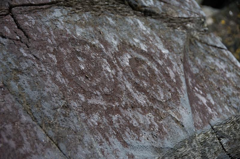 Petroglyph Beach.  Wrangell, Alaska.  2017