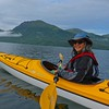 Kayaking at Karluk Lake