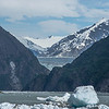 Sawyer glacier.  Tracy arm, alaska.  2017