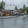 Main St. in Talkeetna