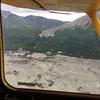 Kennicott w/glacier in front