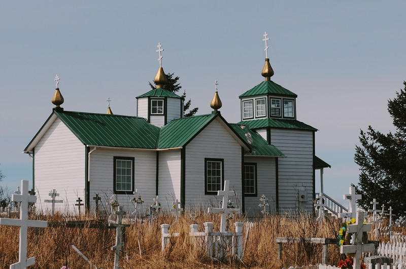 Russian Orthodox Church, Ninilchik, Alaska