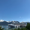 Grand Princess at Haines, Alaska