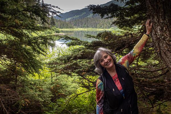 Betty, Grayling Lake Hike
