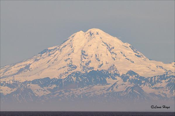 Mt. Redoubt Volcano