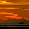 Dawn on Cook Inlet