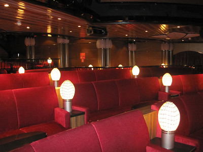 Ryndam main theatre.