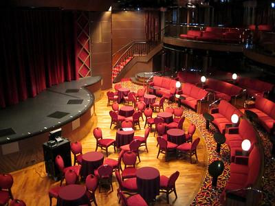Main theatre on the Ryndam.