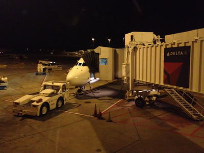 The trip began in Memphis, TN