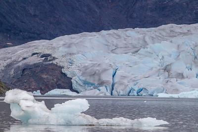 Mendenhall Glacier - Juneau Alaska