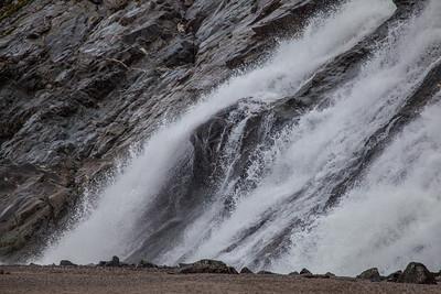 Nugget Falls - Juneau Alaska