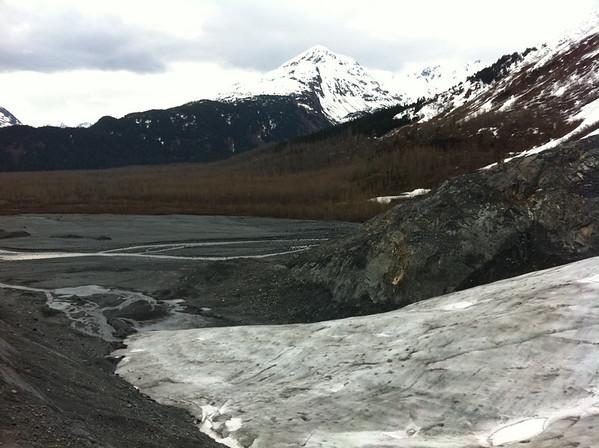 One of the best kept secrets, Exit Glacier, just a few miles outside of Seward, AK.