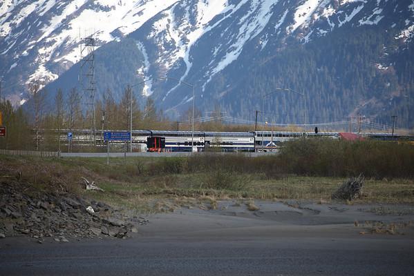 Alaska Railroad.