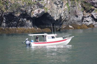 Fishing boat, Whittier, AK.