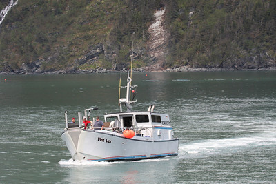 Fishing boat, Seward, AK.