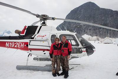 This is our favorite photo from our 2013 trip to Alaska.