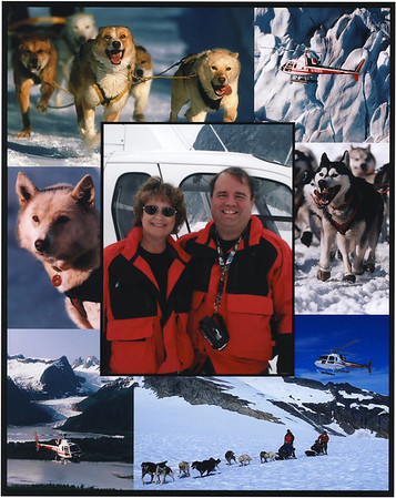 From our dog sledding  adventure with Era.