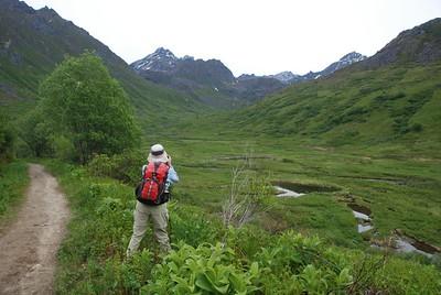 Alaska Day Hikes 2010