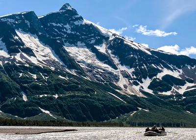Alaska, Canada, and Hawaii