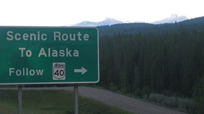 North to Alaska 2012