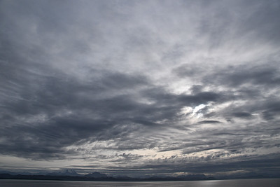 So, it the weather is not good, take photos of cloud patterns.