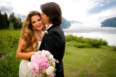 Taku Glacier Weddings
