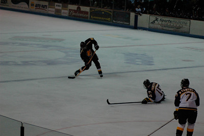 15;  Jason Grinevitch ; F; Glendon, AB, CAN; 7;  Darcy Campbell ; D; Airdrie, AB, CAN