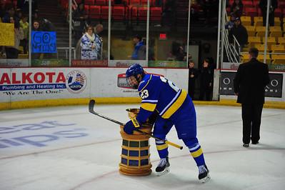 23; Nolan Kaiser; Sr.; D; Calgary, AB / Camrose (AJHL)