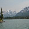 Chugach National Forest, Lake & Mountains