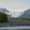 Exit Glacier,  Kenai Fjords National Park near Seward, Alaska